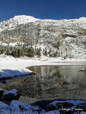 Panorama5 001 2 - Primera nevada de noviembre en el Valle de Benasque.