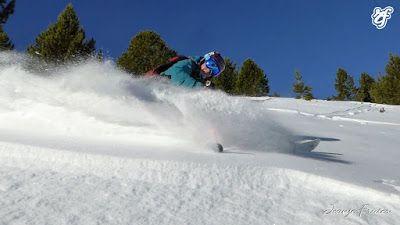 P1320065 - Esquiando por Cerler, Valle de Benasque.