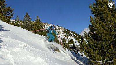 P1320067 - Esquiando por Cerler, Valle de Benasque.