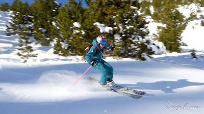 P1320069 - Esquiando por Cerler, Valle de Benasque.