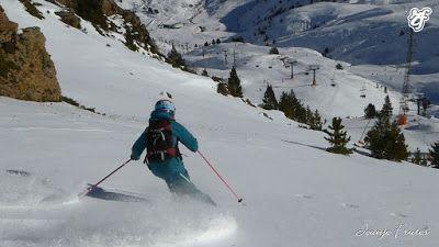 P1320073 - Esquiando por Cerler, Valle de Benasque.