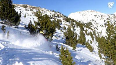 P1320074 001 - Esquiando por Cerler, Valle de Benasque.