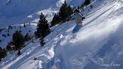 P1320074 004 - Esquiando por Cerler, Valle de Benasque.