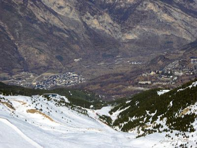 P1320158 - Tuca de Urmella, powder en Cerler, Valle de Benasque.