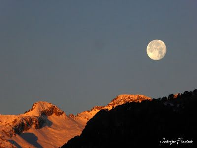P1320242 - Despidiendo la Luna, Valle de Benasque