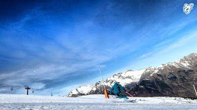 P1320332 001 fhdr - Navidad en la nieve, Cerler para nosotros.