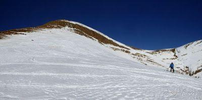 Panorama1 001 - Tuca de Urmella, powder en Cerler, Valle de Benasque.