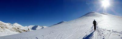 Panorama3 001 - Tuca de Urmella, powder en Cerler, Valle de Benasque.