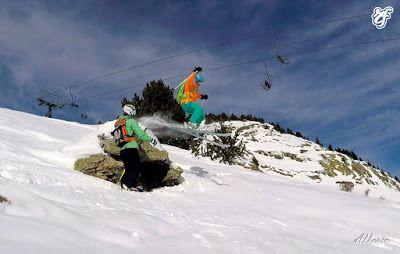 GOPR1115 001 - Volando con Esquí Club Cerler Aneto.