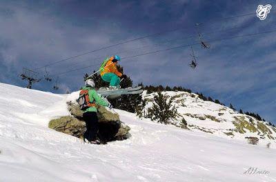 GOPR1115 - Volando con Esquí Club Cerler Aneto.
