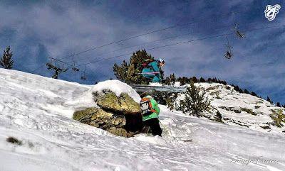 GOPR1116 001 fhdr - Volando con Esquí Club Cerler Aneto.