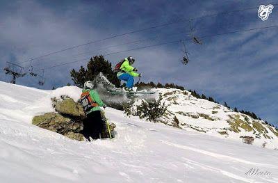 GOPR1117 - Volando con Esquí Club Cerler Aneto.