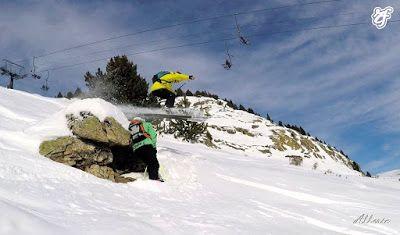 GOPR1118 001 - Volando con Esquí Club Cerler Aneto.