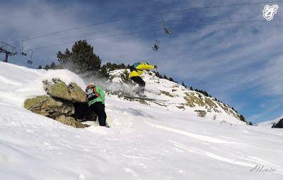 GOPR1118 002 - Volando con Esquí Club Cerler Aneto.