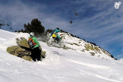 GOPR1120 001 - Volando con Esquí Club Cerler Aneto.