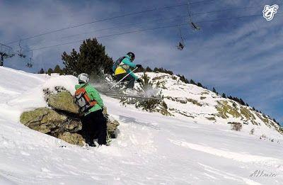 GOPR1120 - Volando con Esquí Club Cerler Aneto.