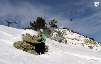 GOPR1121 001 - Volando con Esquí Club Cerler Aneto.