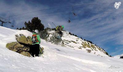 GOPR1121 002 - Volando con Esquí Club Cerler Aneto.