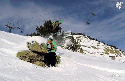 GOPR1121 - Volando con Esquí Club Cerler Aneto.
