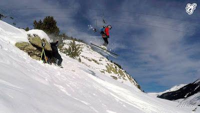 GOPR1128 002 - Volando con Esquí Club Cerler Aneto.
