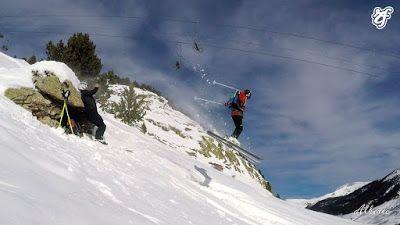 GOPR1128 003 - Volando con Esquí Club Cerler Aneto.