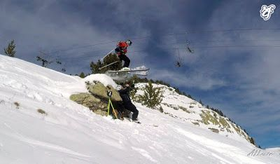GOPR1128 - Volando con Esquí Club Cerler Aneto.