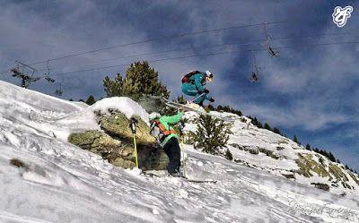 GOPR1130 001 fhdr - Volando con Esquí Club Cerler Aneto.