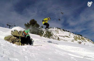 GOPR1131 001 - Volando con Esquí Club Cerler Aneto.
