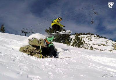 GOPR1131 - Volando con Esquí Club Cerler Aneto.