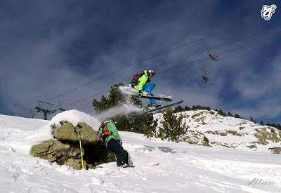 GOPR1132 001 - Volando con Esquí Club Cerler Aneto.