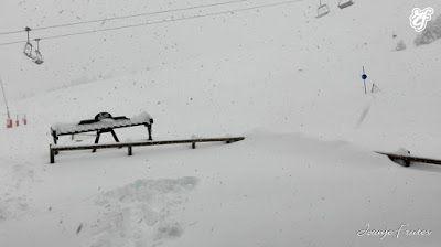 IMG 20170116 120941 001 - Otro día de norte que no afecta a Cerler.