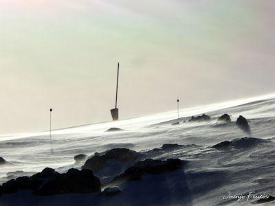 P1320555 - Viento ... skimo en Cerler, Valle de Benasque.