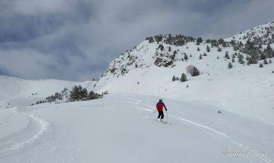 P1320696 - Y la catamos, powder en Cerler. Valle de Benasque.