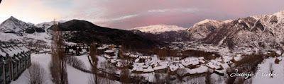 Panorama1 001 - Estado de Cerler, se acaba enero 2017.
