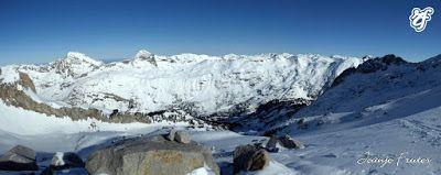 Panorama11 001 - Maladetas para celebrar los 55 días. Valle de Benasque