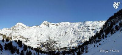 Panorama2 001 2 - Maladetas para celebrar los 55 días. Valle de Benasque