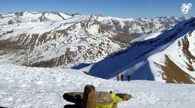 Panorama3 001 1 - Año nuevo en el Pico Gallinero, Cerler.