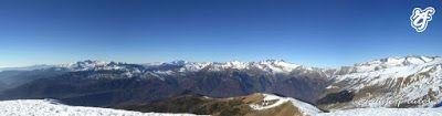 Panorama5 001 2 - Año nuevo en el Pico Gallinero, Cerler.