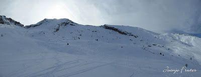 Panorama5 001 - Estado de Cerler, se acaba enero 2017.
