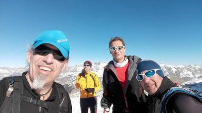 facebook 1483289367716 - Año nuevo en el Pico Gallinero, Cerler.