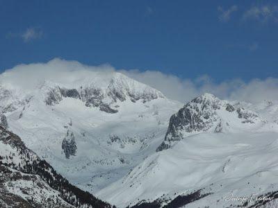 P1000698 - Fotos del Valle de Benasque, pedazo de febrero en Cerler..