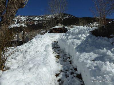 P1000700 - Fotos del Valle de Benasque, pedazo de febrero en Cerler..