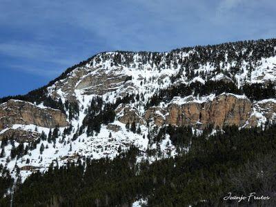 P1000707 - Fotos del Valle de Benasque, pedazo de febrero en Cerler..