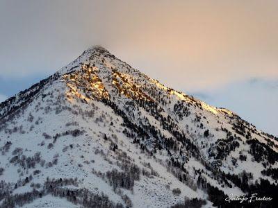 P1000716 - Fotos del Valle de Benasque, pedazo de febrero en Cerler..