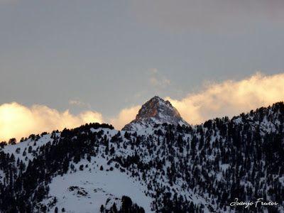 P1000717 - Fotos del Valle de Benasque, pedazo de febrero en Cerler..