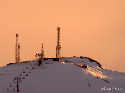 P1000723 - Fotos del Valle de Benasque, pedazo de febrero en Cerler..