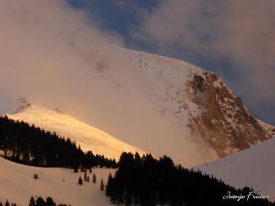 P1000726 - Fotos del Valle de Benasque, pedazo de febrero en Cerler..