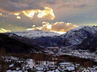 P1000731 - Fotos del Valle de Benasque, pedazo de febrero en Cerler..