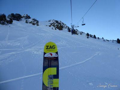P1010075 - Otro día más con muy buena nieve en Cerler.
