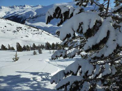 P1010081 - Otro día más con muy buena nieve en Cerler.